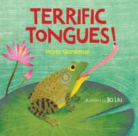 Cover image for Terrific tongues!