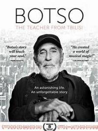 Cover image for Botso : : the teacher from Tbilisi