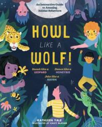 Cover image for Howl like a wolf!