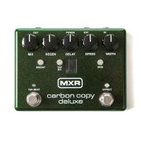 Cover image for Time Delay -- Delay Pedal: Carbon Copy Deluxe