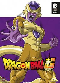 Cover image for Dragon Ball Super, part 2, episodes 14-26