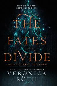 Cover image for The fates divide