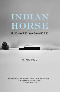 Cover image for Indian horse