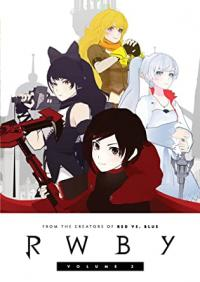 Cover image for RWBY.