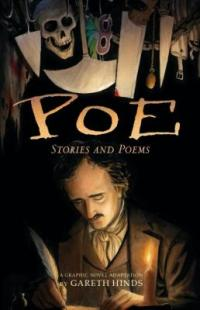 Cover image for Poe : : stories and poems: a graphic novel adaptation