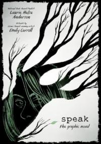 Cover image for Speak : : the graphic novel