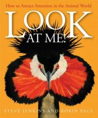 Cover image for Look at me! : : how to attract attention in the animal world