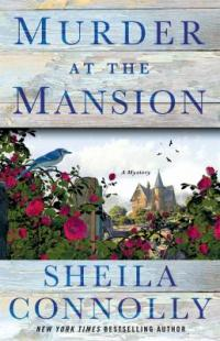 Cover image for Murder at the mansion