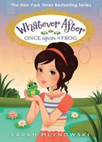 Cover image for Once upon a frog