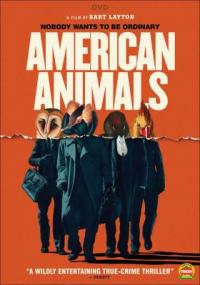 Cover image for American animals