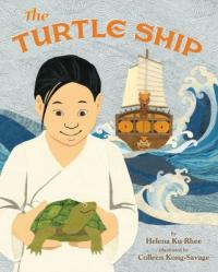 Cover image for The Turtle Ship