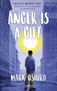 Cover image for Anger is a gift