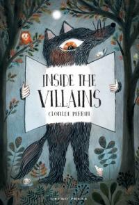 Cover image for Inside the villians