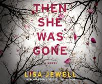 Cover image for Then she was gone