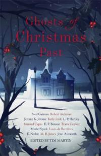 Cover image for Ghosts of Christmas past