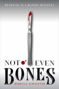 Cover image for Not even bones