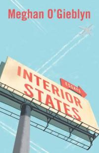 Cover image for Interior states : : essays