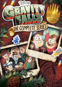 Cover image for Gravity Falls : : the complete series