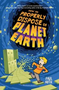 Cover image for How to properly dispose of Planet Earth