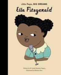 Cover image for Ella Fitzgerald
