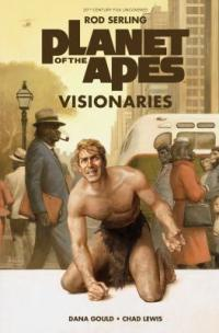 Cover image for Planet of the apes visionaries