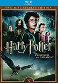 Cover image for Harry Potter and the prisoner of Azkaban (2 discs)