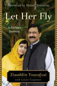 Cover image for Let her fly : : a father's journey