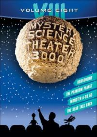Cover image for Mystery science theater 3000.