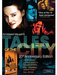 Cover image for Tales of the city