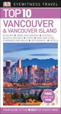 Cover image for Vancouver & Vancouver Island