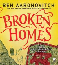 Cover image for Broken homes