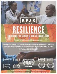 Cover image for Resilience : : the biology of stress & the science of hope