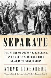 Cover image for Separate : : the story of Plessy v. Ferguson, and America's journey from slavery to segregation