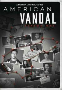 Cover image for American vandal.