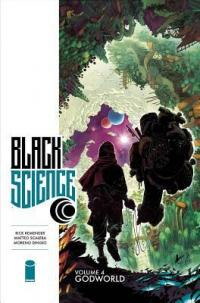 Cover image for Black Science.