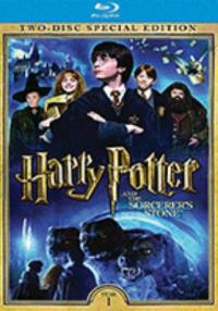 Cover image for Harry Potter and the sorcerer's stone (2 discs)