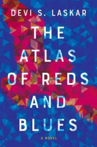 Cover image for The atlas of reds and blues