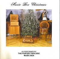 Cover image for Music Box Christmas