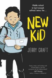Cover image for New kid