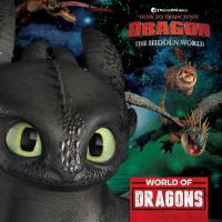 Cover image for How to train your dragon, the hidden world.