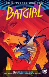 Cover image for Batgirl.