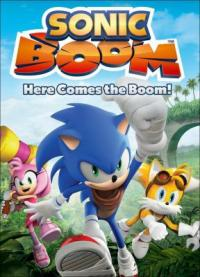 Cover image for Sonic boom.