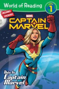 Cover image for Marvel.