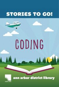 Cover image for Stories to go : Coding.