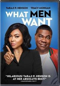 Cover image for What men want.