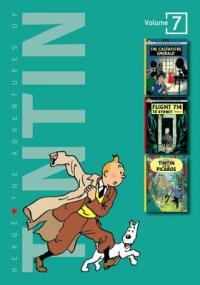 Cover image for The adventures of Tintin.