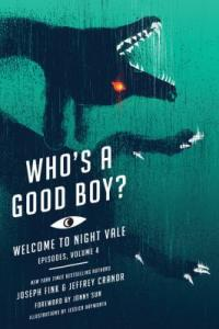 Cover image for Who's a good boy?
