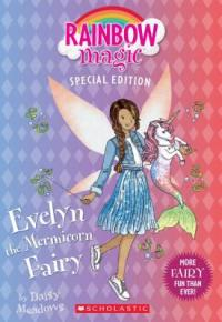 Cover image for Evelyn the mermicorn fairy