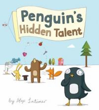 Cover image for Penguin's hidden talent