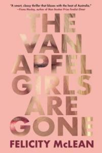Cover image for The Van Apfel girls are gone